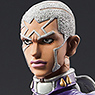 Super Figure Action [JoJo`s Bizarre Adventure] Part VI 77. Enrico Pucci (Hirohiko Araki Specify Color) (PVC Figure)