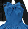 50 Black Raven Clothing Blue Moon Kanon Dress ...