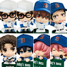 Ochatomo Series Ace of Diamond Let`s Start Intensive Training on Top of the Cup 8 pieces (PVC Figure)