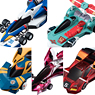 C.F.C. Cyber Formula Collection Vol.5 (TV Edition) 6 pieces (Completed)