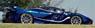 Ferrari FXX-K Blu Tour de France - Bianco Fu...