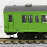 (Z) J.N.R. Series 103 Green Yamanote Line Type Standard Four Car Set (Basic 4-Car Set) (Model Train)