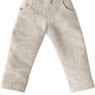 Cropped Pants (Beige) (Fashion Doll)