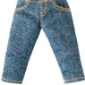 Cropped Pants (Denim) (Fashion Doll)