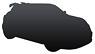 JUKE R 2.0 マットブラック (ミニカー)