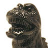 Jet Black Object Collection Godzilla 1968 (Completed)