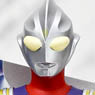 Ultra Big Soft Figure Ultraman Tiga (Character Toy)