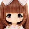 KIKIPOP! Romantic Frill Sugar / Caramel Brown (Fashion Doll)