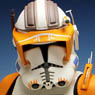 Star Wars/ Commander Cody Bust Bank (Completed)