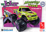 Joker Monster Truck (Snap Kit) (Model Car)