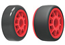 CP-003 Tire & Wheel Set 01 (24/24) (Geki Drive)