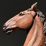 KT Project KT-008 [Takeya Freely Figure] Horse Wear Color Scheme (Completed)