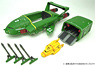 Thunderbird Real Kit 02 Thunderbird 2 & 4 (Resin Kit)