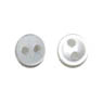 Rincup Button 6mm (Clear) (10 pieces) (Fashion Doll)