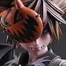 Kingdom Hearts II Play Arts Kai Sora Halloween Town Version (PVC Figure)