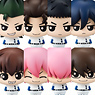 Chara Fortune Ace of Diamond: Certain Victory! Seido Amulet (Set of 8) (PVC Figure)