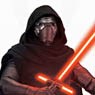 Star Wars The Force Awakens - Thinkway Toys Smart Figure: Kylo Ren (Completed)