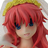 Akina Orifushi Wedding Ver. White (PVC Figure)