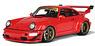 ポルシェ 911(964) RWB (レッド) (ミニカー)