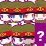 Gokuto Jihen Trading Rubber Strap (Set of 8) (Anime Toy)