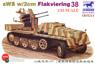 独 sWSハーフトラック装甲タイプ・2cm四連装Flak38搭載...