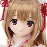 50cm Original Doll Black Raven Series Amane / Yumemi Chaya -Kinko no Hanaemaki- (Fashion Doll)