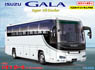 Isuzu Gala Super Hi Decker White Body (Model Car)