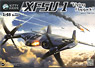 XF5U-1 `Flying Flapjack` (Plastic model)