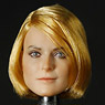 DS Toys 1/6 Europeans and Americans Beautiful Female Head B (Fashion Doll)