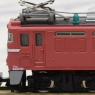 (Z) J.N.R. Electric Locomotive Type EF81 General Color (Model Train)