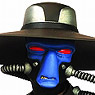 Star Wars Clone Wars/ Cad Bane Bust Bank (Completed)