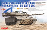 Israel Main Battle Tank Merkava Mk.3D Late L...