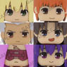 Kurukoro Fate/stay night [Unlimited Blade Works] (Set of 6) (PVC Figure)