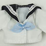 11cm Sailor Uniform Set (Sky Blue) (Fashion Doll)