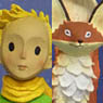 The Little Prince Figure Collection The Little Prince & Fox (Completed)