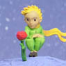 The Little Prince Figure Collection The Little Prince & Rose (Completed)