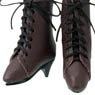 PNM Classical Middle Boots (Brown) (Fashion Doll)