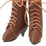 PNM Classical Middle Boots (Camel) (Fashion Doll)