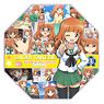 Girls und Panzer Desktop Mini Umbrella Saori Takebe (Anime Toy)