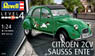 Citroen 2CV Sauss Ente (Model Car)