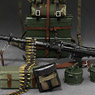 Alert Line 1/6 MG34 Machine Gun Set (Fashion Doll)
