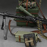 Alert Line 1/6 MG42 Machine Gun Set (Fashion Doll)