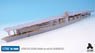 Photo-Etched Parts for IJN Aircraft Carrier Akagi (for H) (Plastic model)