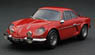Alpine Renault A110 1600S (Red) (Diecast Car)