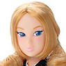 Momoko Doll Black Riding Hood (Fashion Doll)