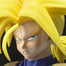 S.H.Figuarts Super Saiyan Trunks (PVC Figure)