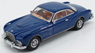 Chrysler New Yorker Ghia Coupe 1954 Blue (Diecast Car)