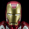 King Arts 1/9 Diecast Figure Series The Avengers Iron Man Mark 7 (Completed)