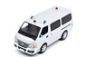 Nissan Caravan (E25) Police Headquarters security section wireless vehicle (Diecast Car)