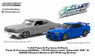 2-Pack - Fast & Furious (2009) - 1970 Chevy Chevelle SS and 2002 Nissan Skyline GT-R Scene (ミニカー)